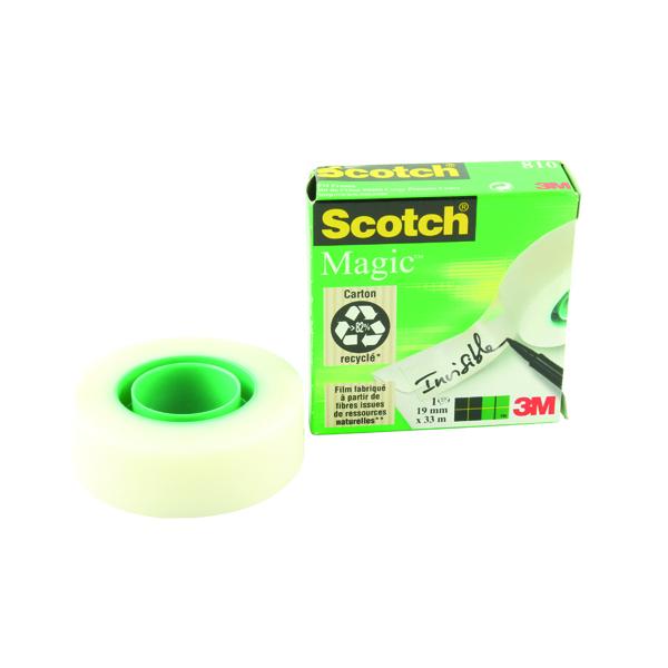 Scotch 19mmx33m Magic Tape 8101933