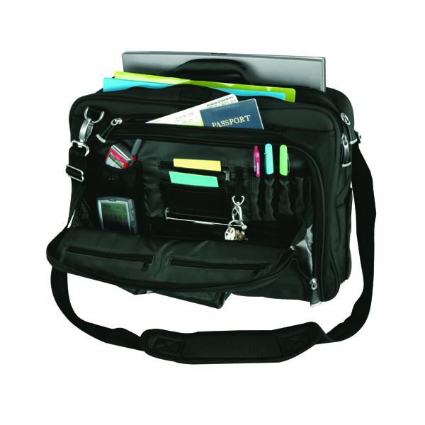 Kensington Black Contour Roller Laptop Case 6234+A648