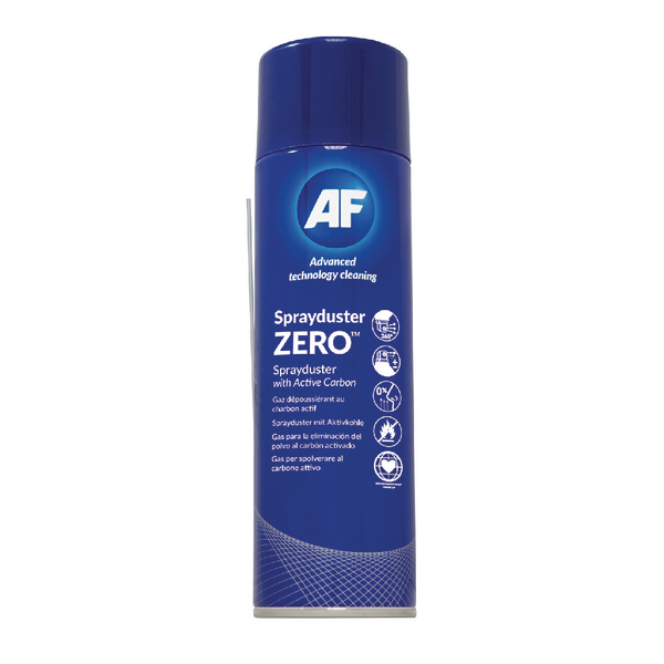 AF Sprayduster Zero Air Duster 420ml SDZ200D
