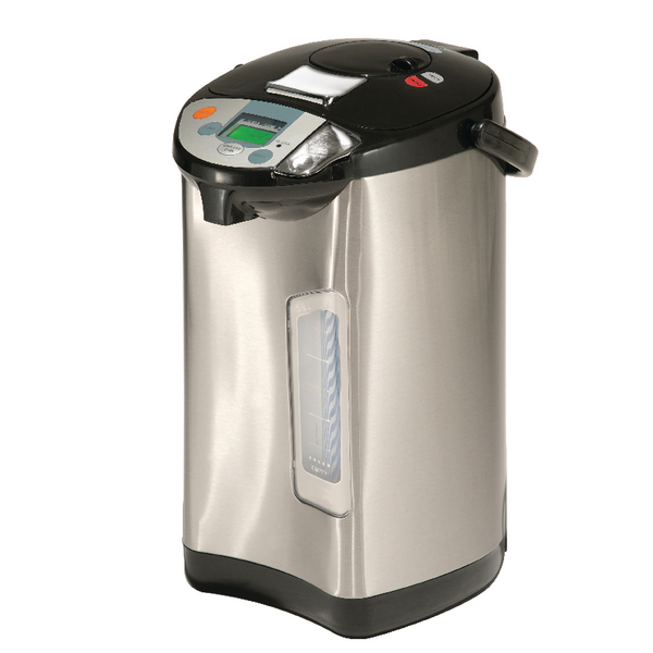 Addis 5L Thermo Pot Stainless Steel/Black 516522