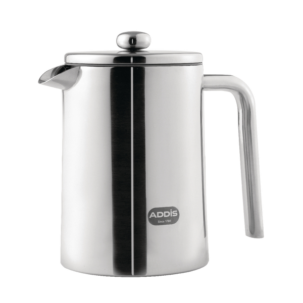 Addis Cafetiere 1.2 Litre Stainless Steel 517471