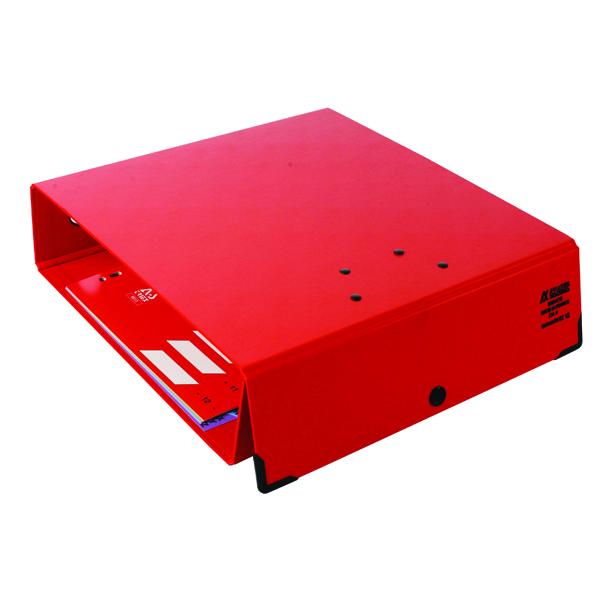 Arianex Red Double A4 Lever Arch File DA4R
