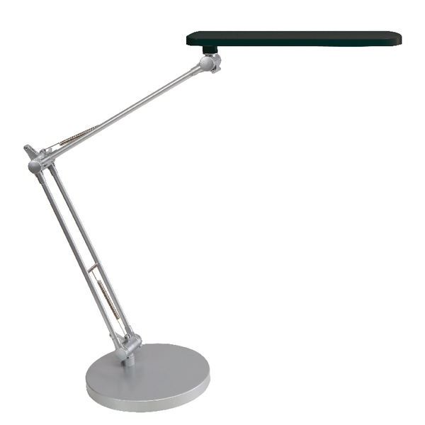 Alba Trek LED Desk Lamp Black LEDTREK