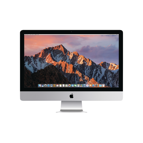 *Apple iMac 21.5-inch 4K display 3.4GHz quad-core Intel Core i5 1TB Fusion Drive 8GB RAM AMD Radeon Pro 560 MNE02B/A