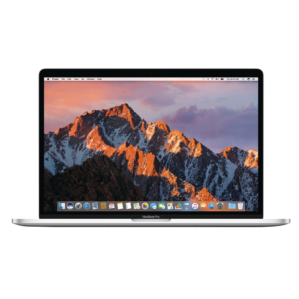 *Apple MacBook Pro 13-inch with Touch Bar 3.1GHz dual-core Intel Core i5 512GB - Silver MPXY2B/A