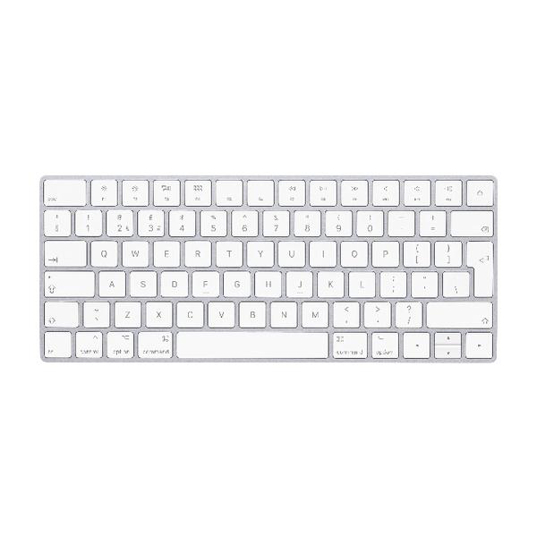 *Apple Magic Keyboard - British English White/Silver MLA22B/A