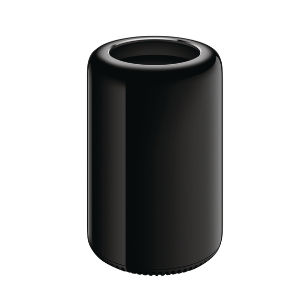 *Apple Mac Pro 3.5GHz 6-Core Intel Xeon E5 16GB 256GB Dual AMD FirePro D500 MD878B/A