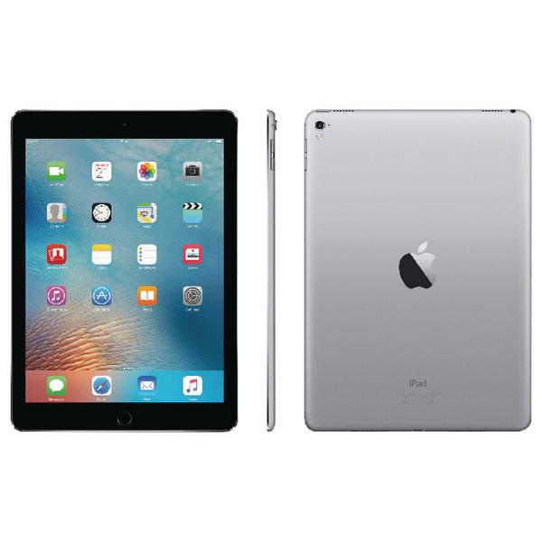 *Apple iPad Pro 9.7 inch 32GB Wi-Fi and 4G Space Grey MLPW2B/A