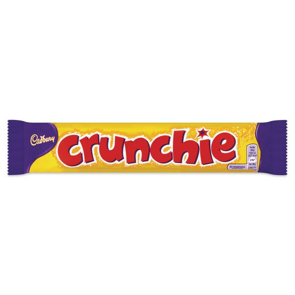 Cadbury Crunchie 40g (Pack 48) 100140
