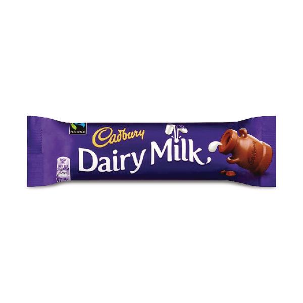 Cadbury Dairy Milk 45g Pack 48 100143