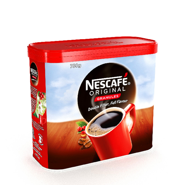 Nescafe Instant Coffee Granules 750g 12283921