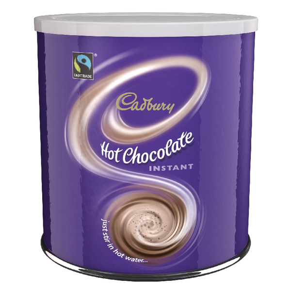 Environmentally Friendly Cadbury Fairtrade Instant Hot Chocolate 2kg A00669