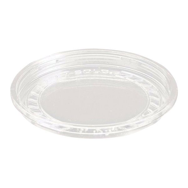 Caterpack Biodegradable rPET DeliGourmet Recessed Lid (Pack of 50) RY10582 / LG8R
