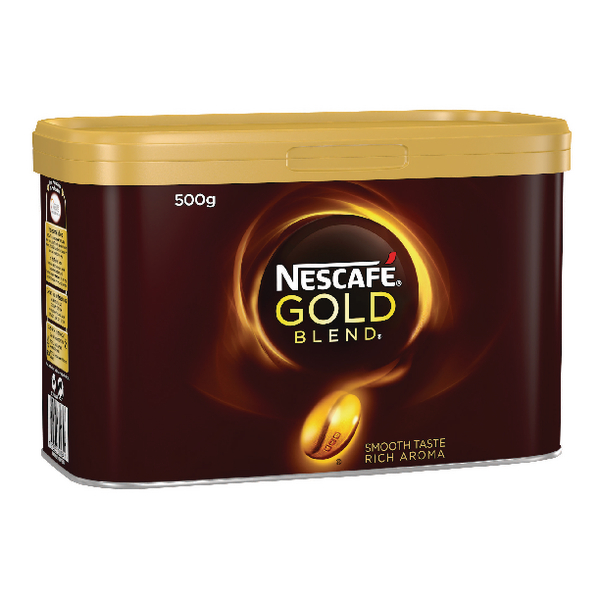 Nescafe Gold Blend Coffee 500g 12284101