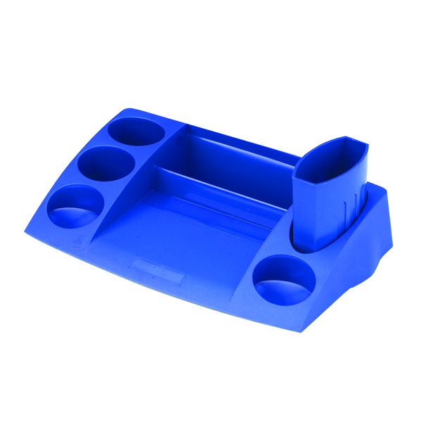 Avery Desktop Desk Tidy Blue DR400BLUE