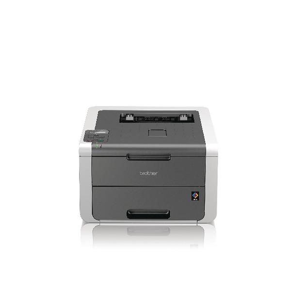 Brother HL-3140CW Colour Laser Printer Wireless Grey HL3140CWZU1