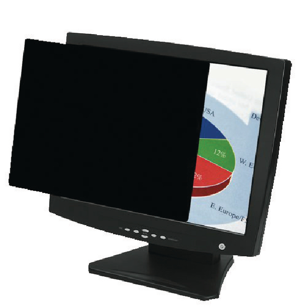 Fellowes 19in Widescreen PrivaScreen Privacy Filter 4801102