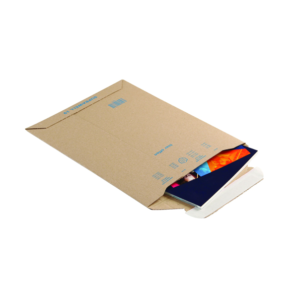 Blake Corrugated Board Envelope 280 x 200mm (Pack of 100) PCE19