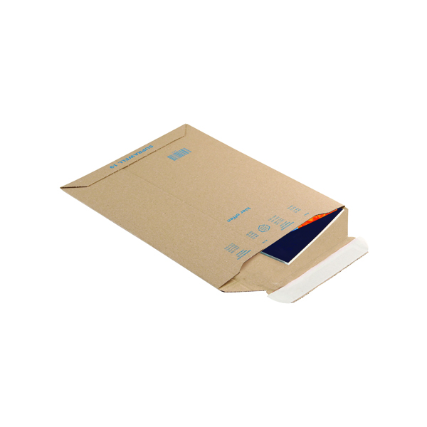 Blake Corrugated Board Envelopes 353 x 250mm Pack of 100 PCE40