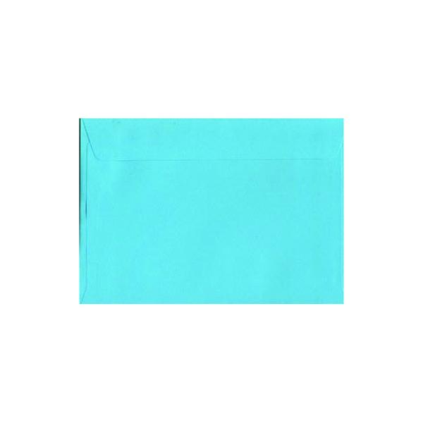 C5 Wallet Envelope Peel and Seal 120gsm Cocktail Blue (Pack of 250) Black 93017