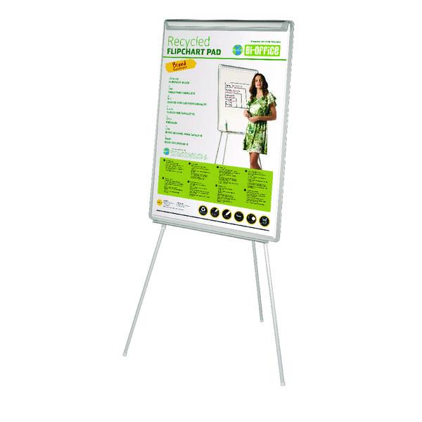 Bi-Office Earth-It Flipchart Easel A1 White EA4676995