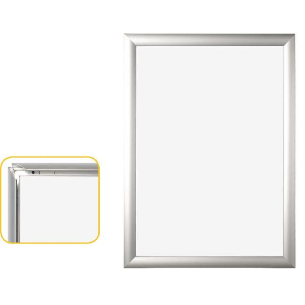 Bi-Office Aluminium Snap Frame A4 VT720415370