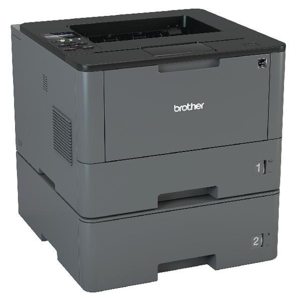 Brother Mono HL-L5100DNT Grey Laser Printer HL-L5100DNT