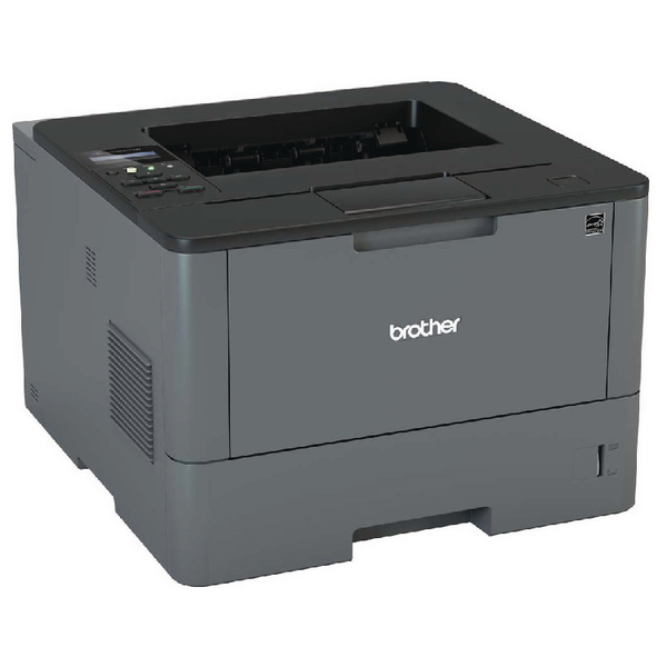 Brother Mono HL-L5200DW Grey Laser Printer HL-L5200DW