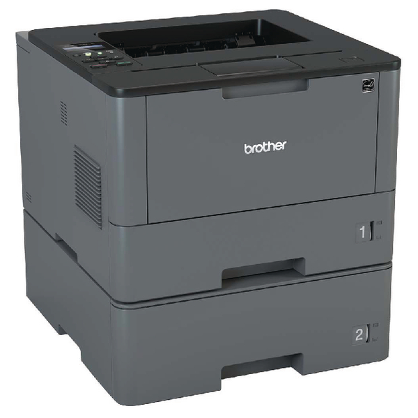 Brother Mono HL-L5200DWT Grey Laser Printer HL-L5200DWT