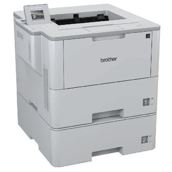 Brother Mono HL-L6300DWT Grey Laser Printer HL-L6300DWT
