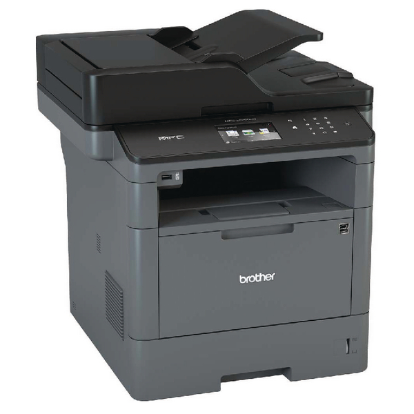 Brother Mono MFC-L5700DN Grey Multifunction Laser Printer MFC-L5700DN