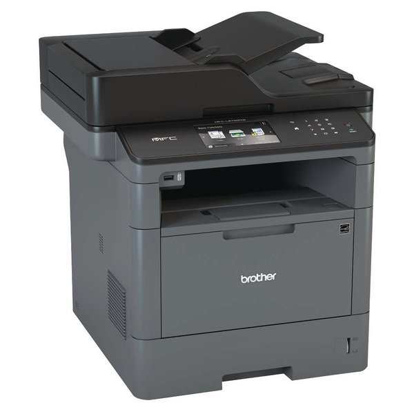 Brother Mono MFC-L5750DW Grey Multifunction Laser Printer MFC-L5750DW