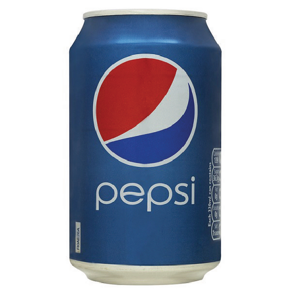 Pepsi 330ml Cans - (Pack of 24)