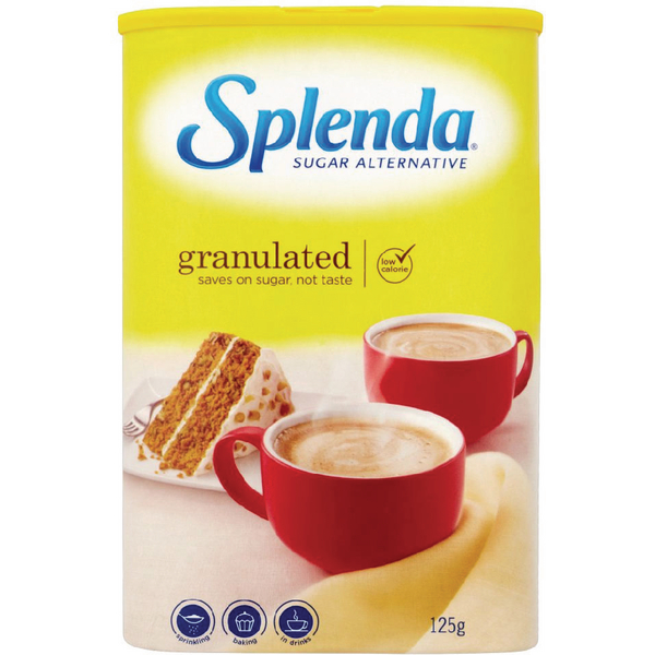 Splenda Sweetener 125g A08026