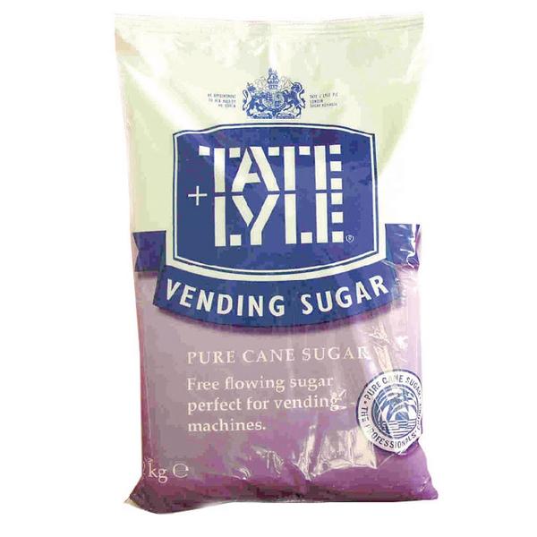 Tate & Lyle Fine Vending Sugar 2kg A00696