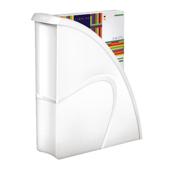 CEP Pro Gloss White Magazine File 674GWHITE