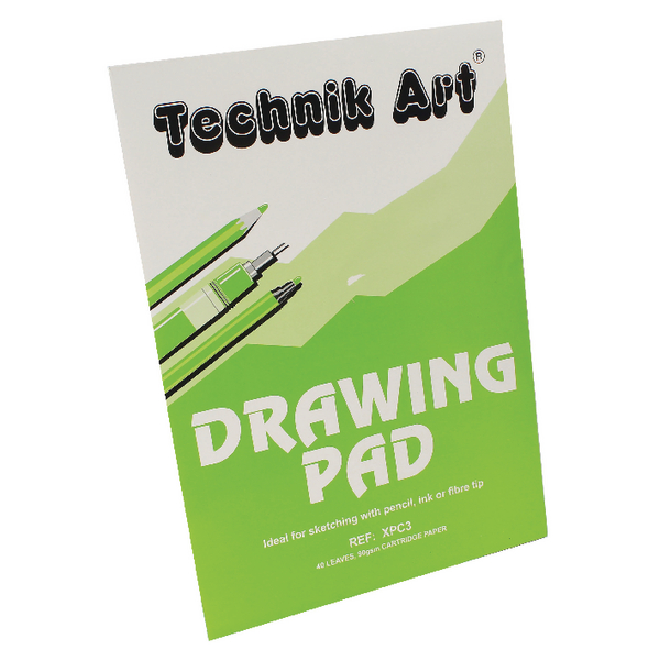 Technik Art Drawing A3 Pad XPC3