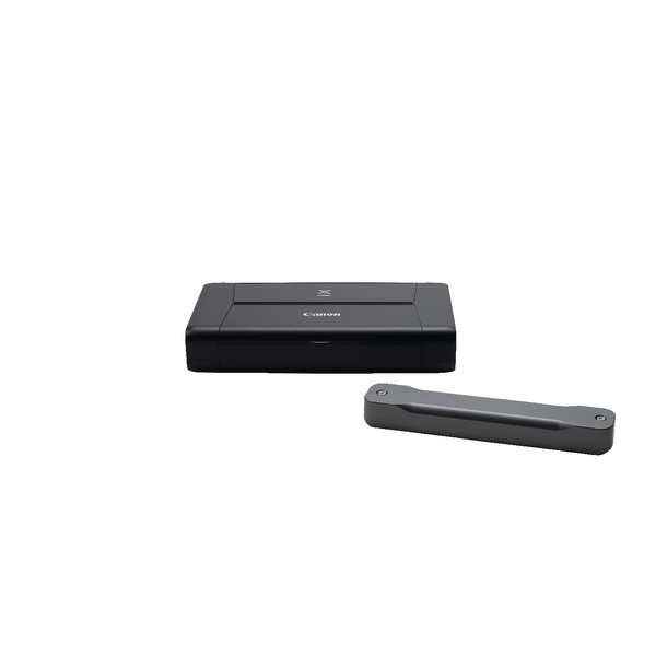 Canon Pixma iP110 Inkjet Mobile Printer With Battery Black 9596B028