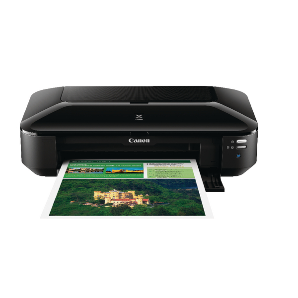 Canon Pixma iX6850 Inkjet Photo Printer Black 8747B008