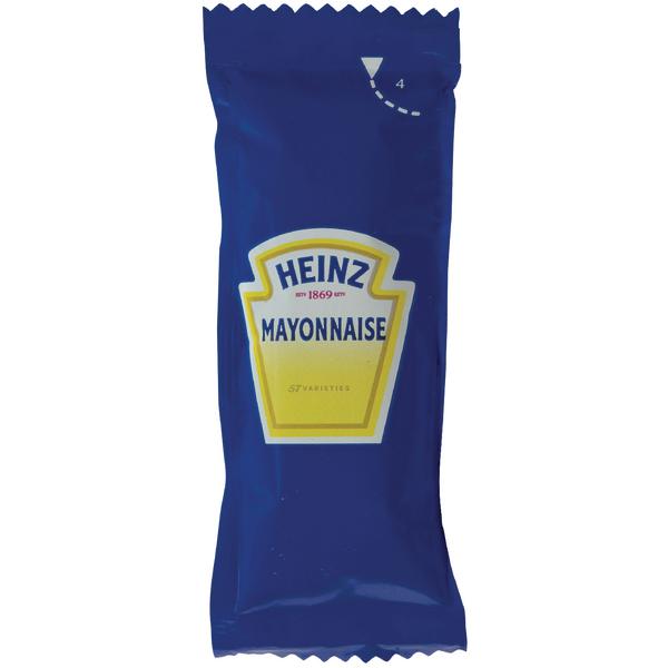 Heinz Mayonnaise Sachets 10g HEI008