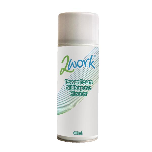 2Work Power Foam All Purpose Cleaner 400ml DB57168