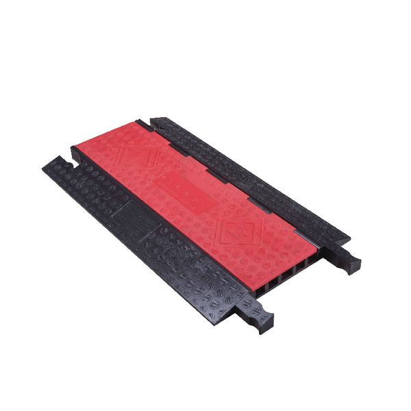 *Extra Heavy Duty 5 Channel Drive Over Cable Cover L910mm x W505mm x H45mm DX-5RB910