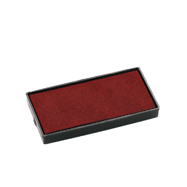 Colop E/20 Replacement Pad Red E20RD (Pack of 2)