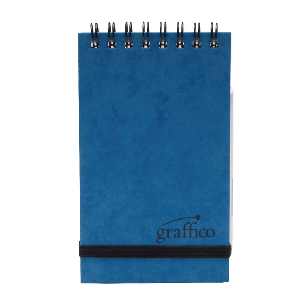 Graffico Twin Wire Pocket Notebook A7 120 Pages 123-0426