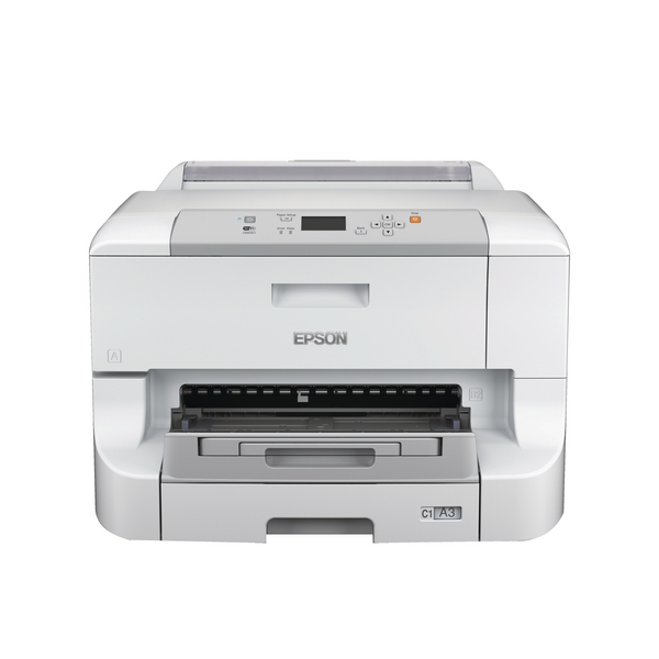 Epson WorkForce Pro WF-8090DW A3 Colour Inkjet Printer C11CD43301BY