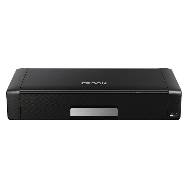 Epson Black WorkForce WF-100W A4 Portable Inkjet Printer C11CE05402BY