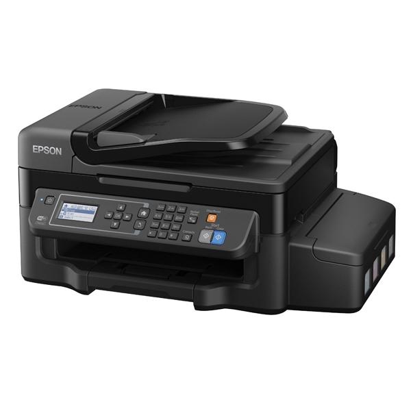 Epson EcoTank ET-4500 Inkjet Printer Black C11CE90401