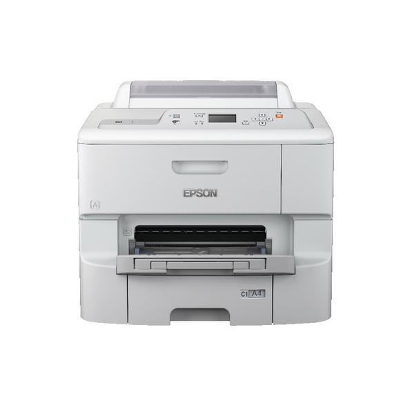 Epson WorkForce Pro WF-6090DW A4 Colour Inkjet Printer C11CD47301BY