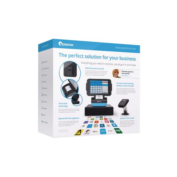 *EPOSNOW POSTOGO Premium Bundle For Credit Call Gateway POSTOGO-M10-CC
