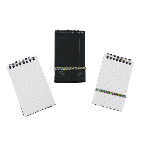 Europa Minor Notemaker 127x76mm Black 3012